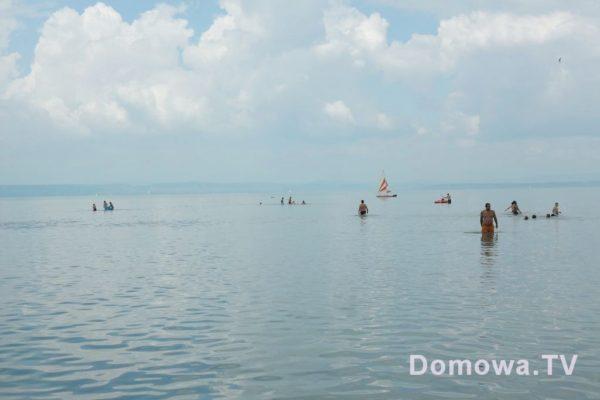 I widok na piękny Balaton