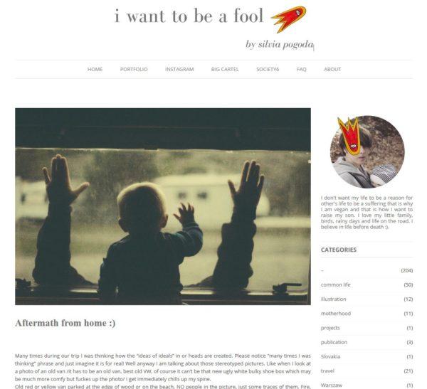 Blog Silvi Pogody, absolutnie mój numer1