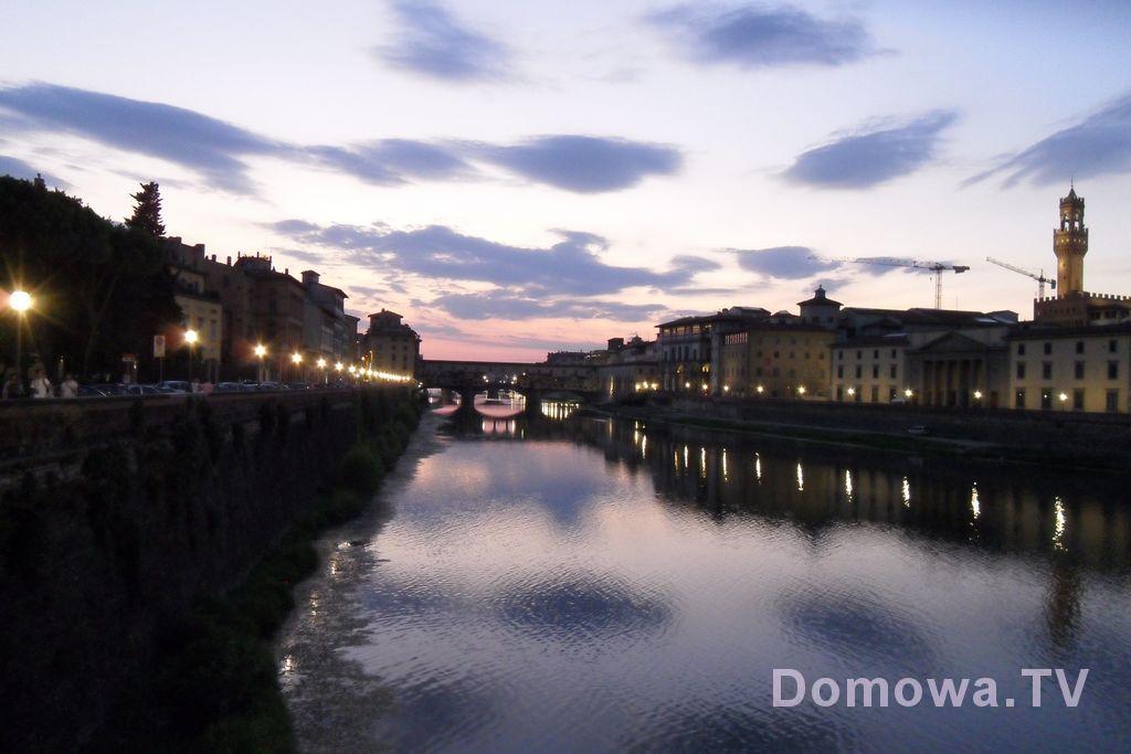 Florencja nocą :)