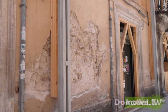 L'Aquila po trzęsieniu