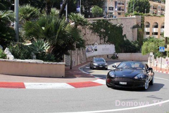Monako - fanom F1 ten zakręt jest dobrze znany