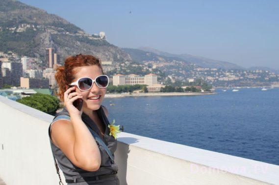 Monaco. Halo halo dzwonię ze swojej rezydencji, tak :D hahaha