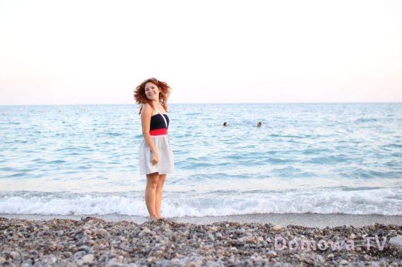 Lazurowe wybrzeże Nicea :) a to jedno z moich ulubionych zdjęć z podróży
