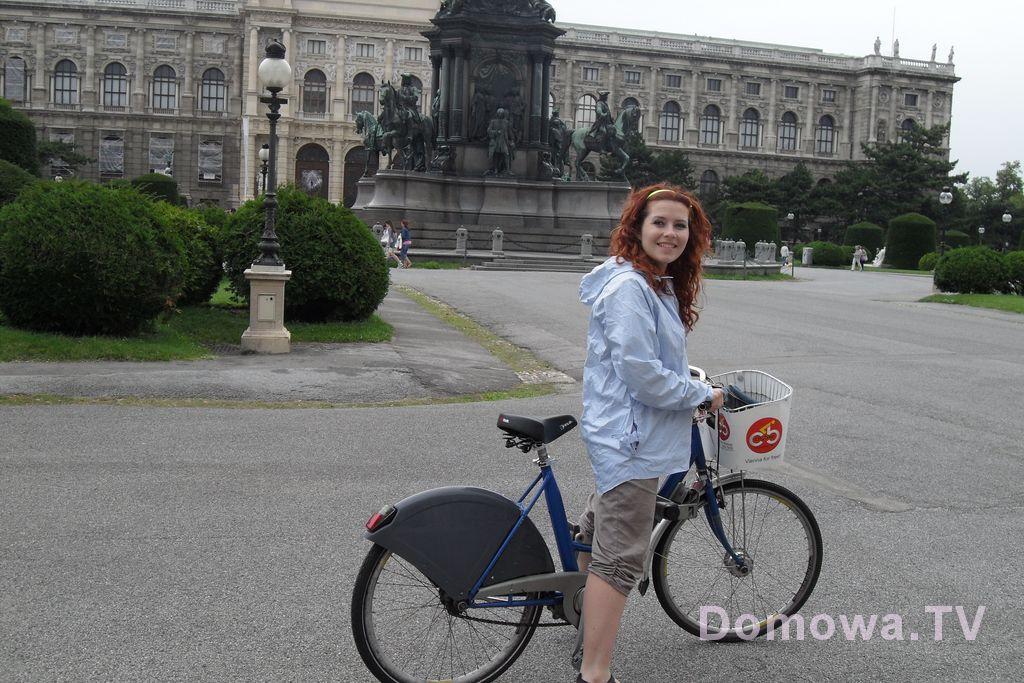 Zwiedzenia tego miasta rowerem jest bajecznie proste