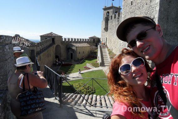 San Marino to jedno z tych miejsc, które zrobiło na nas duże wrażenie
