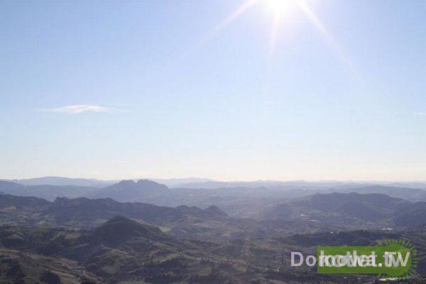 San Marino – widok z góry
