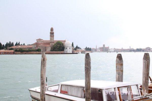 Wenecja widziana z Murano