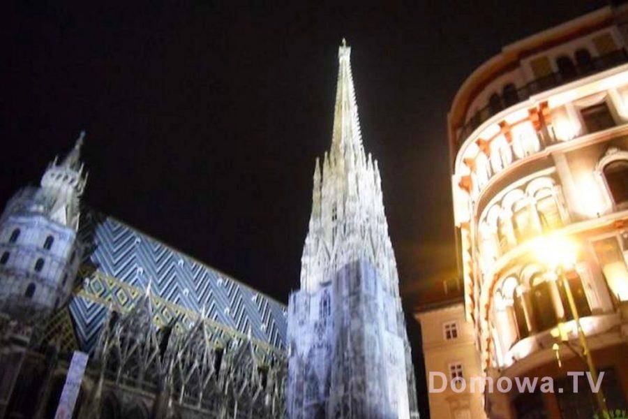 Wiedeń nocą