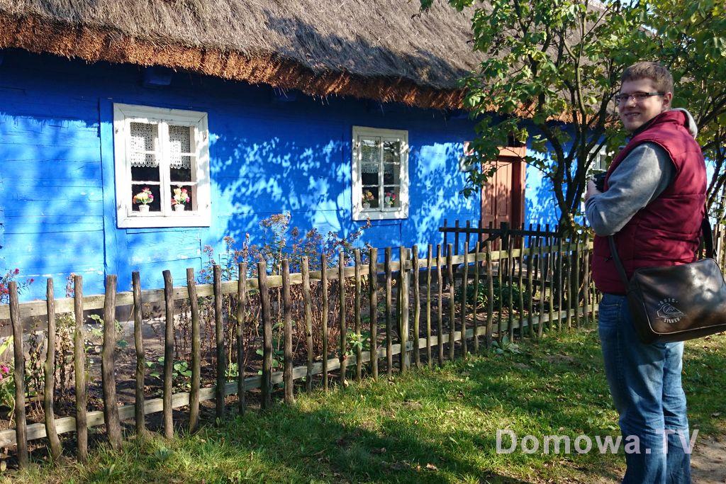 Skansen w Łowiczu