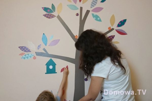 Super zabawa – czyli wspólnie dekorujemy pokój
