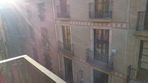 Nasze mieszkanie w Barcelonie