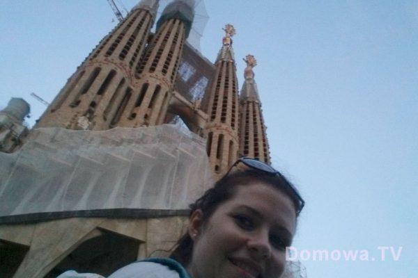 Sagrada Familia :) czyli, jak zrobić zdjęcie by było ją widać :)