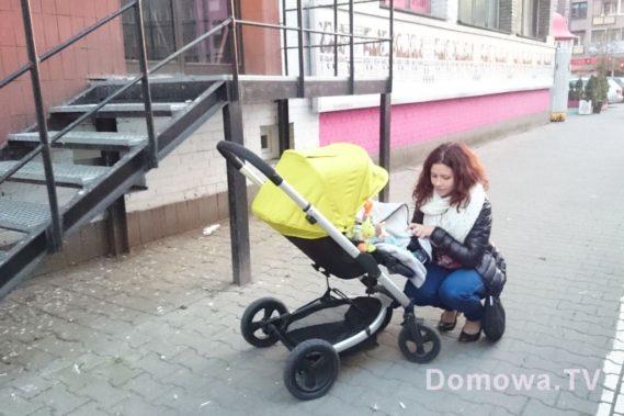 Mamas&Papas Sola City, czyli fajny wózek niekoniecznie miejski