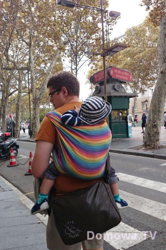 35. W drodze do Sagrada Familia