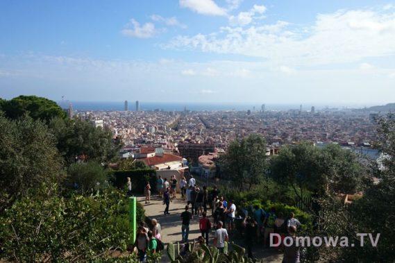 Absolutnie piekna panorama miasta i to morze ahhh