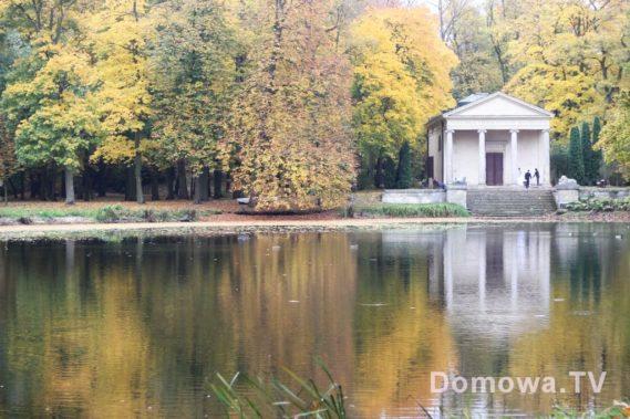 Woda i jesień to dla mnie jedno z bardziej malowniczych połączeń