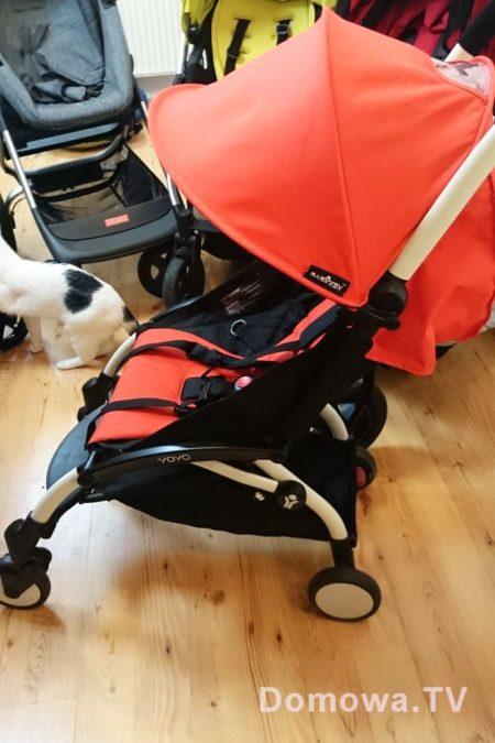 Babyzen Yoyo wózek, który zostanie najdłużej :)