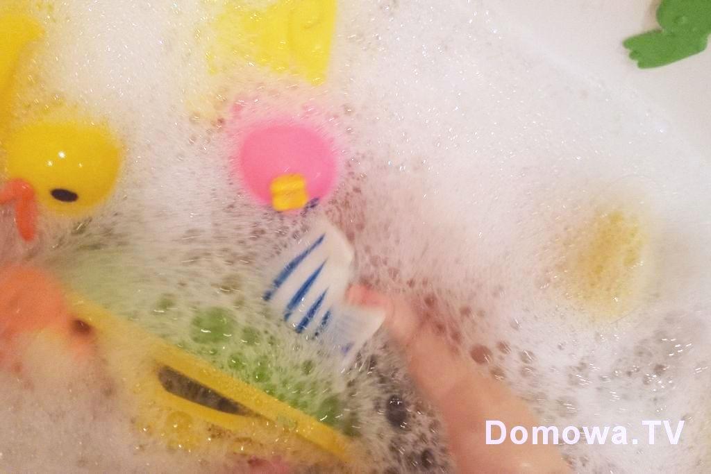 10 fajnych zabawek do kąpieli