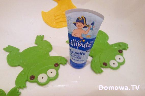 Kolorowe mydło