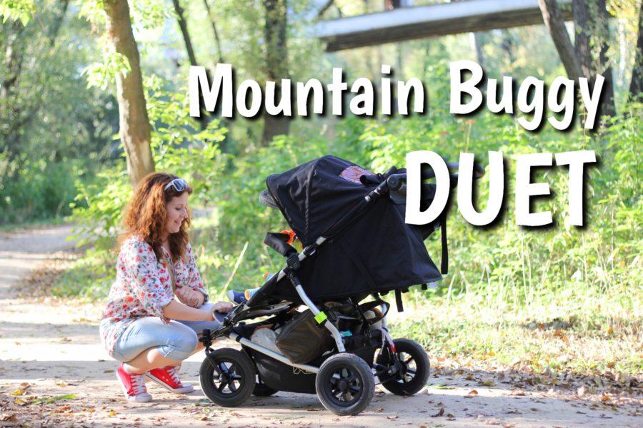Mountain Buggy Duet