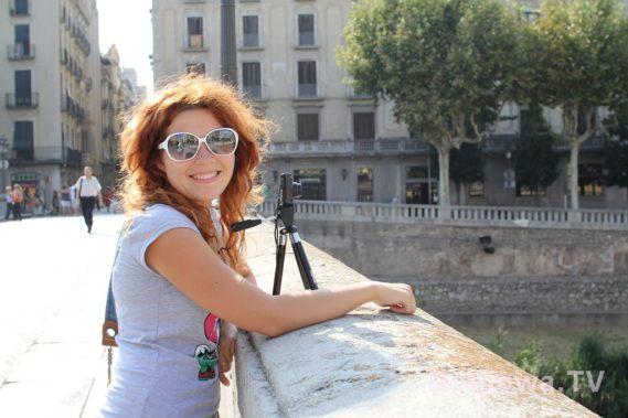 Girona - kręcimy dla Was