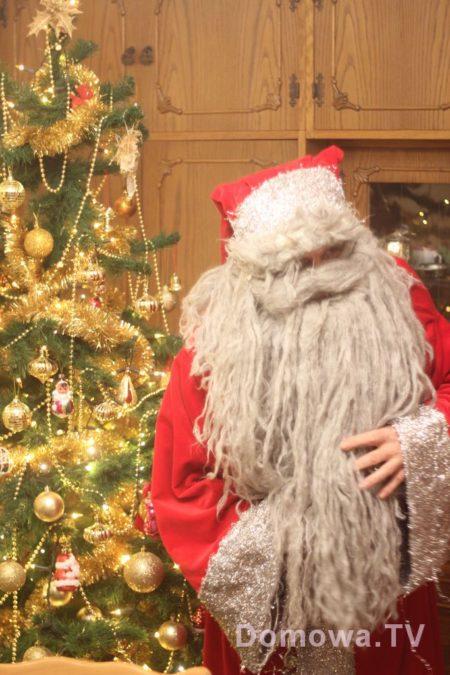 I Mikołaj do pracy gotowy