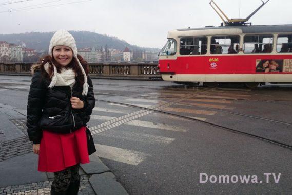 Praga piekna nawet zimą