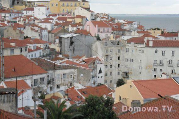 Lizbona jest wbrew pozorom dość górzysta