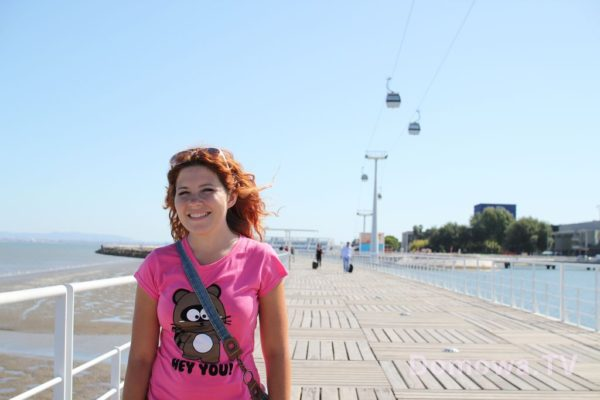 Lizbona!