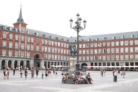 Madryt centrum