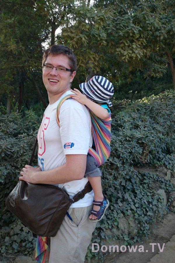 Tata też nosi :)