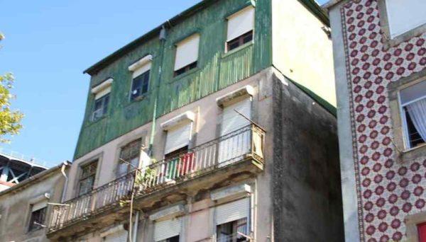 Budynek w Porto