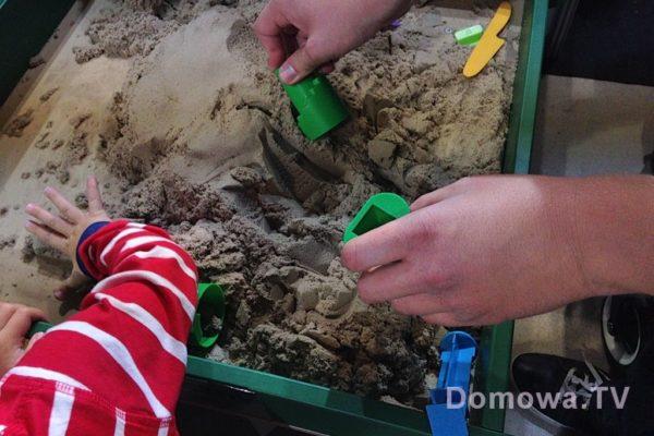 Kinetyczny piasek – cudowne odkrycie :)