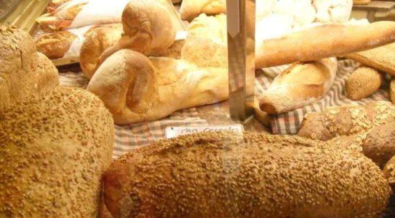 Chleb na targu