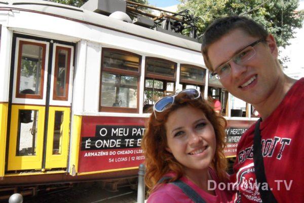 Wycieczka żółtym tramwajem to super pomysł na zwiedzenie Lizbony