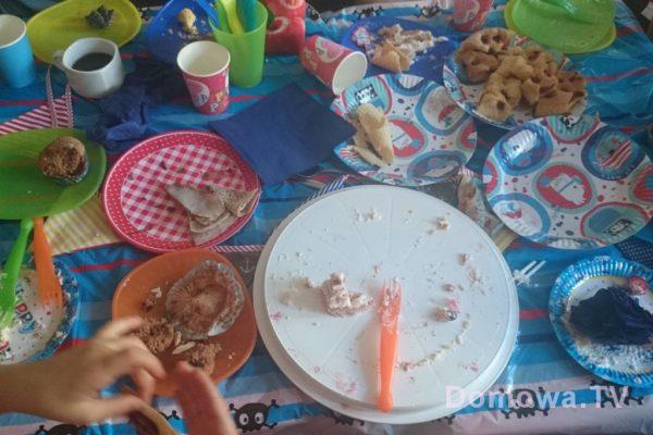 Urodziny naszego malucha :) chyba wszystko było smaczne!