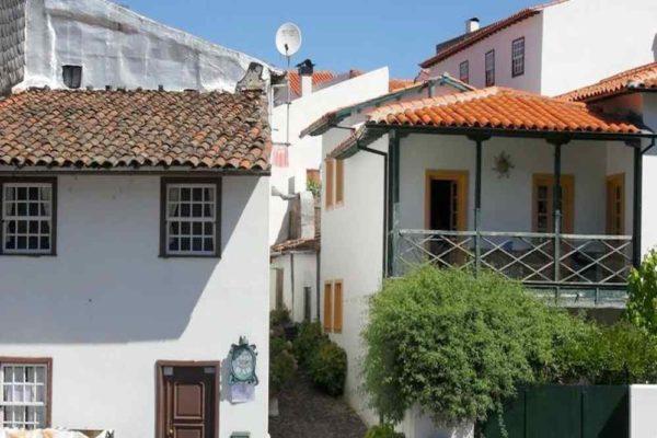 Braganca – osada pod zamkiem