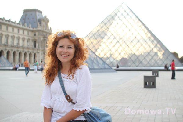 Paryż pierwszy wieczór :)