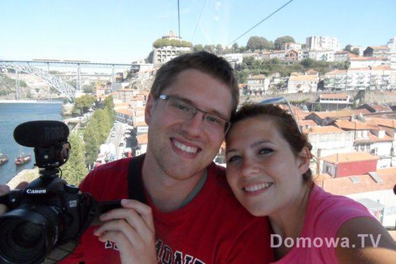 Nagrywamy dla Was widoki z kolejki w Porto