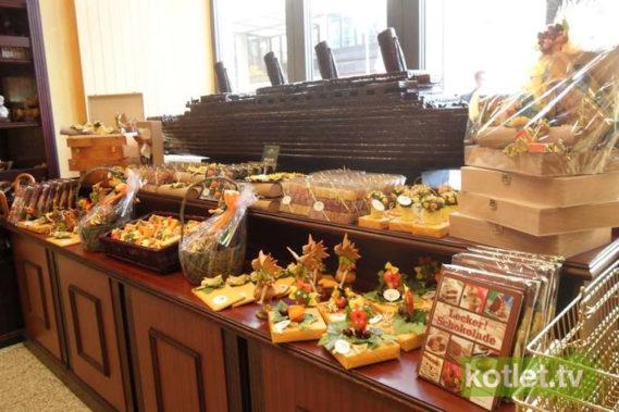 Pyszności z czekolady