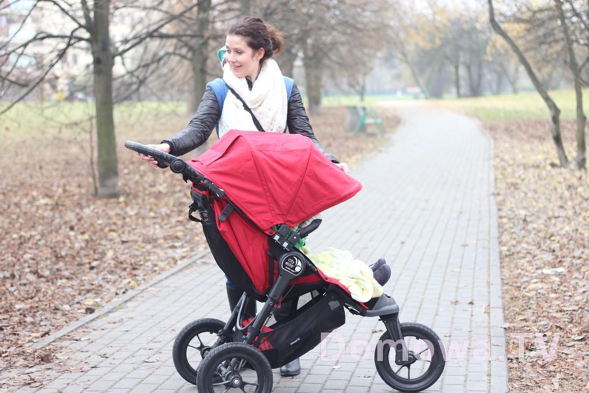 Baby jogger city elite