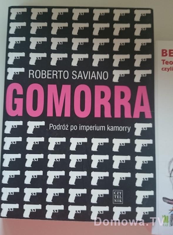 Gomorra. Roberto Saviano