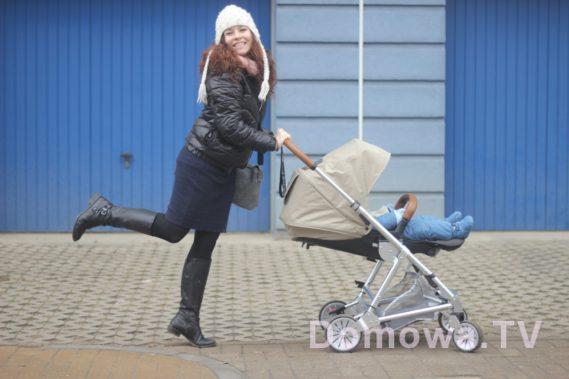 Mamas &Papas Urbo 2, fajny miejski wózek