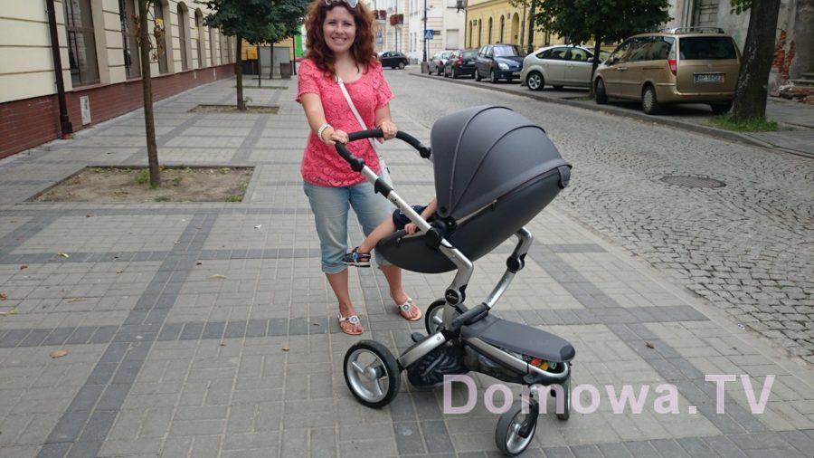 Mima Xari, czyli wózek, który zwraca uwagę