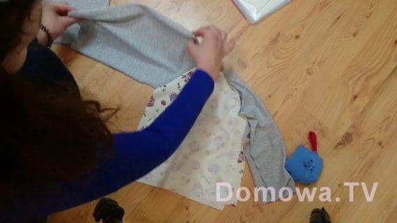 Tutorial - jak uszyć sukienkę dla dziewczynki