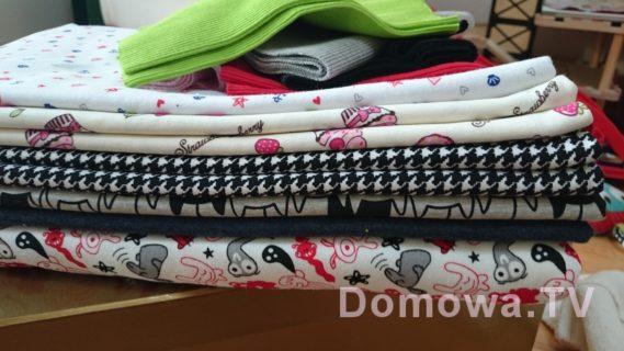 Wybór materiału na ubranka