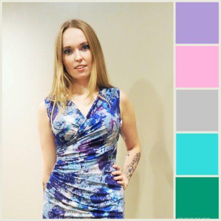 Typ kolorystyczny lato, fot: Style Doctor