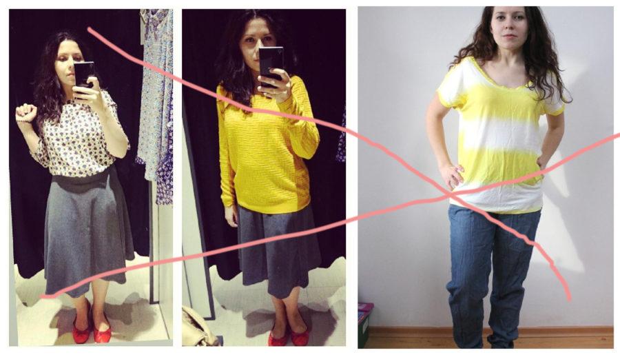 Błędy ubraniowe - tego unikaj