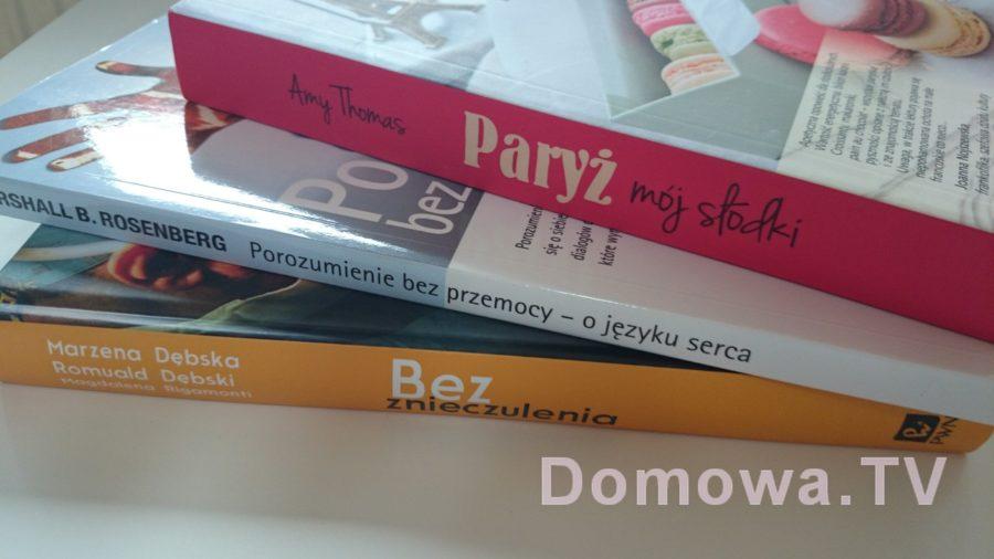 Książki na marzec
