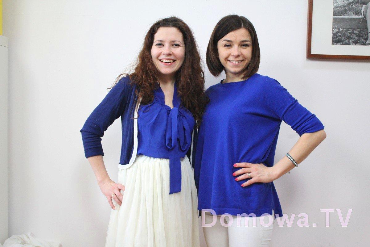 Kalina StyleDoctor po wspólnym przeglądzie szafy